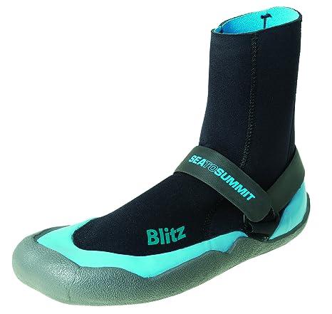 Sea to Summit Blitz - Zapatillas para agua y cangrejeras - Unisex negro Talla 39,