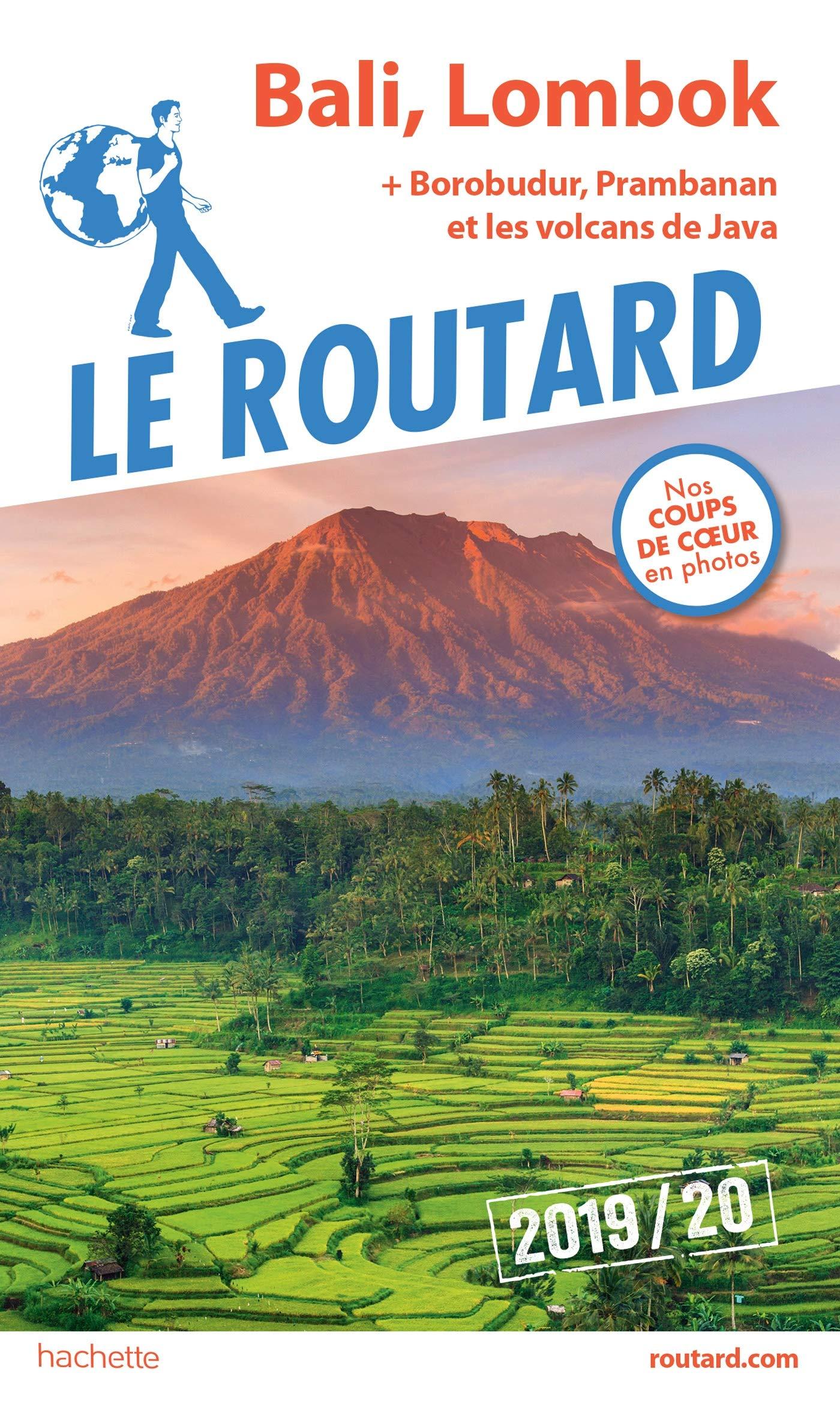 Carte Bali Routard.Amazon Fr Guide Du Routard Bali Lombok Borobudur