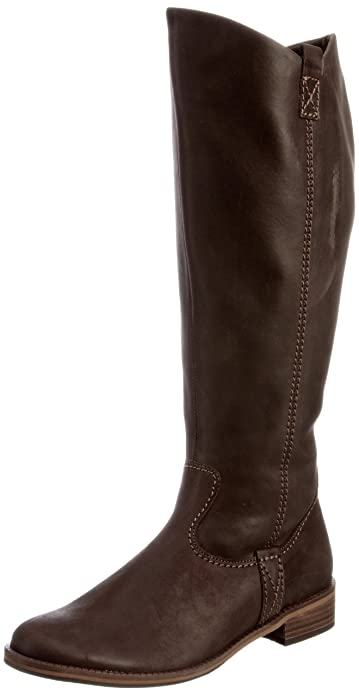 Gabor Tilly Xxl Moro Knee High, Bottes femmes , Marron,V.12,
