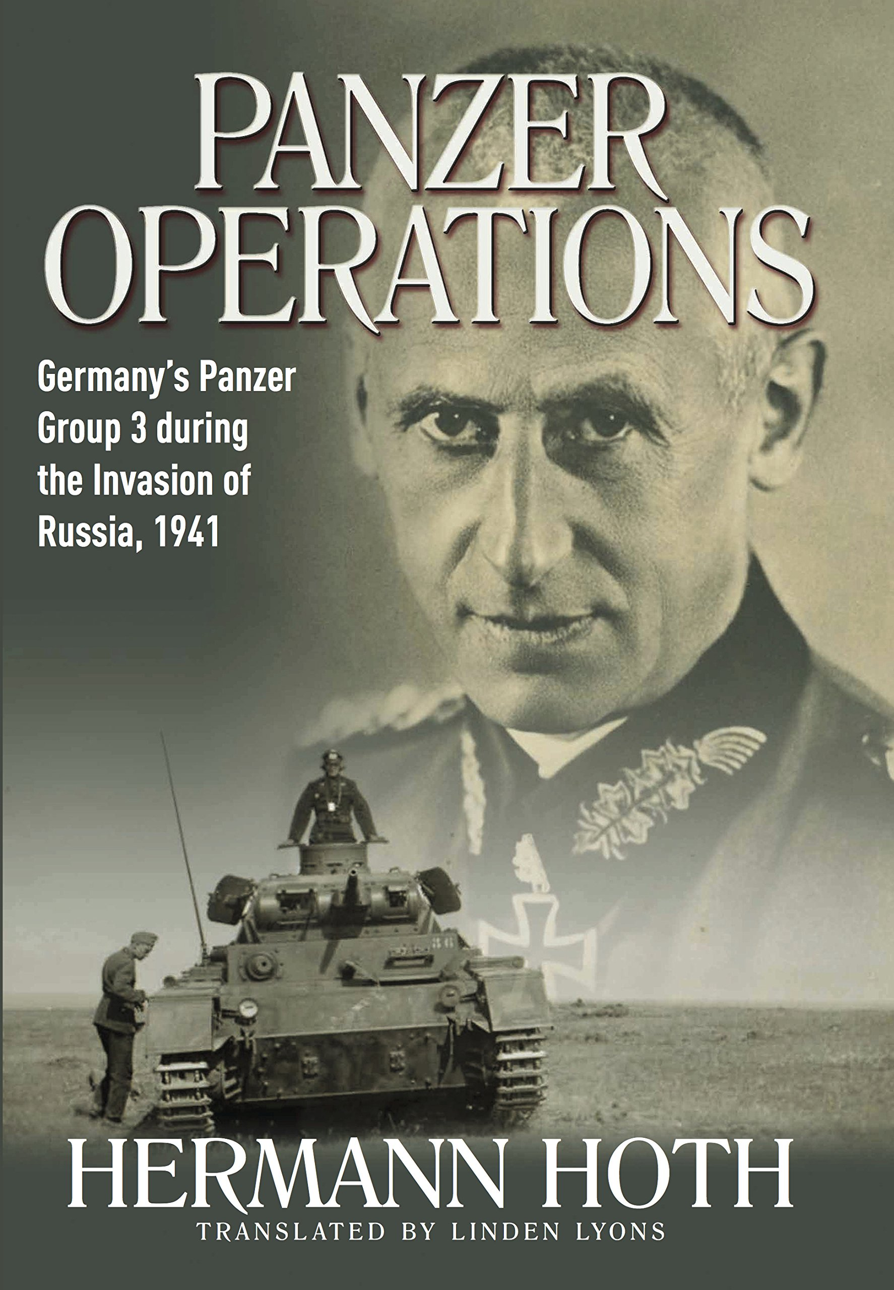 Read Online Panzer Operations: Germany's Panzer Group 3 During the Invasion of Russia, 1941 (Die Wehrmacht im Kampf) pdf
