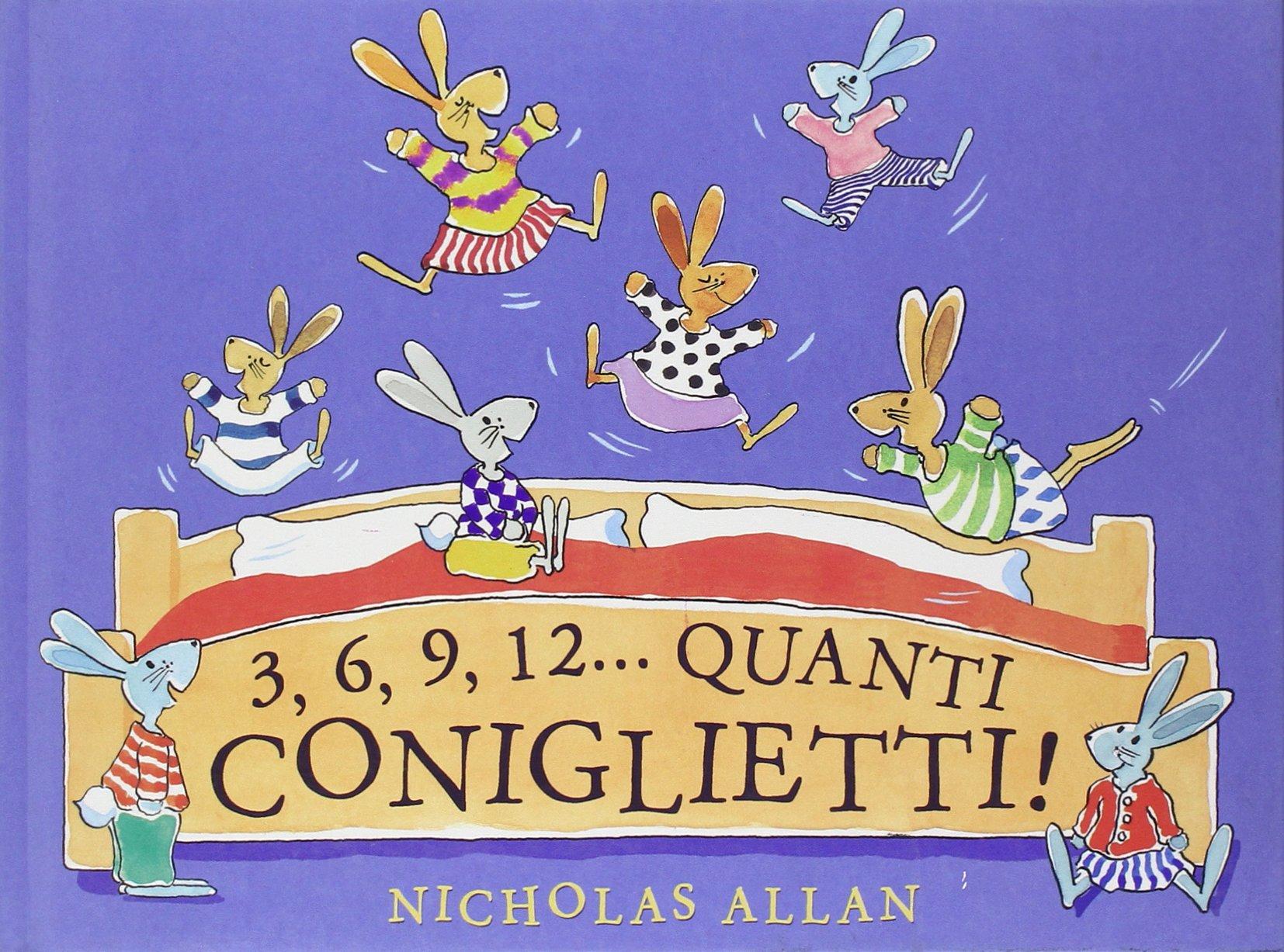 Download 3, 6, 9, 12... quanti coniglietti!. PDF