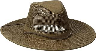 product image for Henschel Crushable Soft Mesh Aussie Breezer Hat