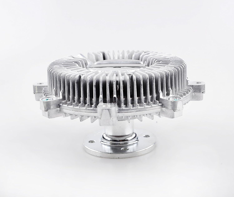 mechapro 22182 Motor ventilador de refrigeración del embrague para Nissan Frontier Pathfinder Xterra: Amazon.es: Coche y moto