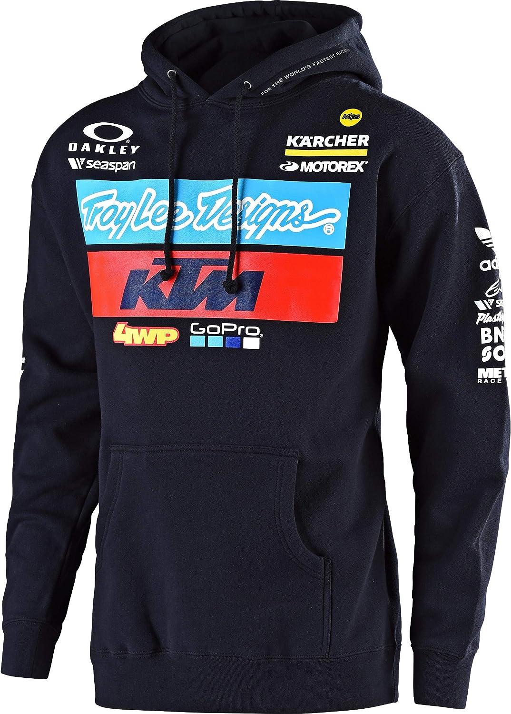 Troy Lee Designs Mens KTM Team Pullover Hoody 2019