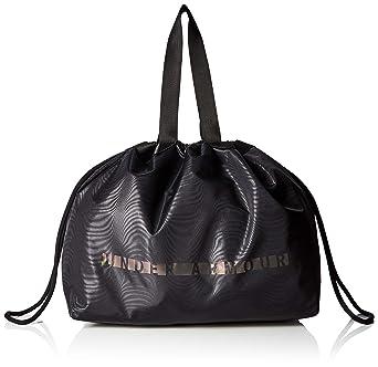 Amazon.com: Under Armour Mega Tote Bag, Black (001)/Metallic ...