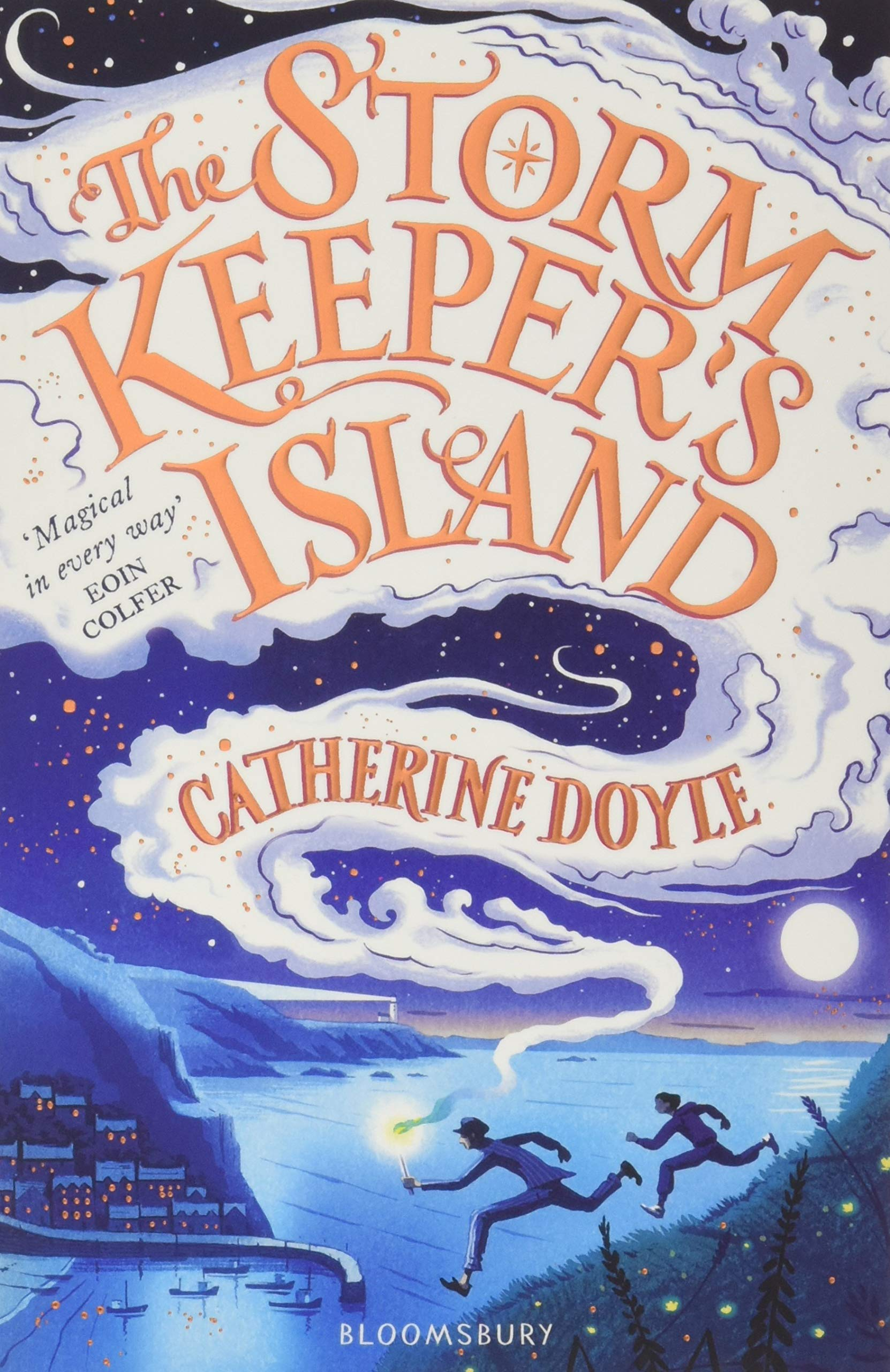Buy THE STORM KEEPER'S ISLAND by Catherine Doyle