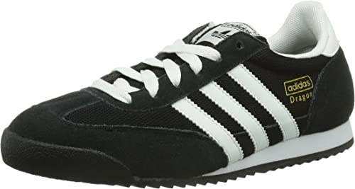 basket adidas dragon noir