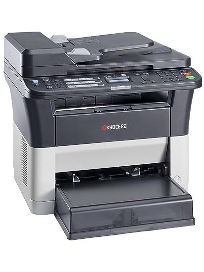 Kyocera Ecosys FS-1325MFP Impresora láser multifunctional 4-in-1 | Doble cara automática | Impresión a blanco y negro - Fotocopiadora - Escáner | ...