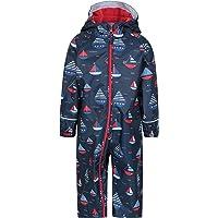 Mountain Warehouse Mono Impermeable Estampado Puddle para niños - Abrigo Impermeable para niños, Abrigo Impermeable y…