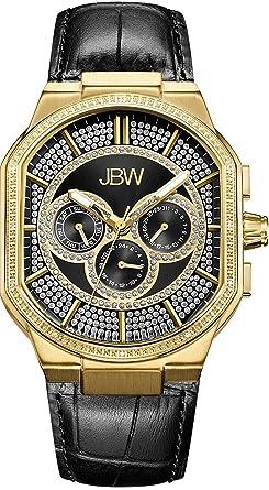 Amazon.com: JBW de los hombres j6342e Orion 0,12 quilates 18 ...