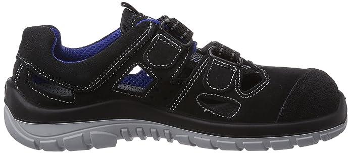 Maxguard Blue-Pan P190 - Calzado de Protección Unisex Adulto, Mehrfarbig (Azul/Negro), 46