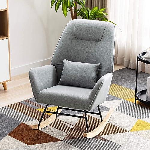 Altrobene Rocking Arm Chair