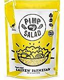 PIMP MY SALAD Vegan Parmesan Cheese | Keto Dairy Free Cashew Grated Cheeze | Cashew Parmesan | Gluten Free Vegan Cheese…