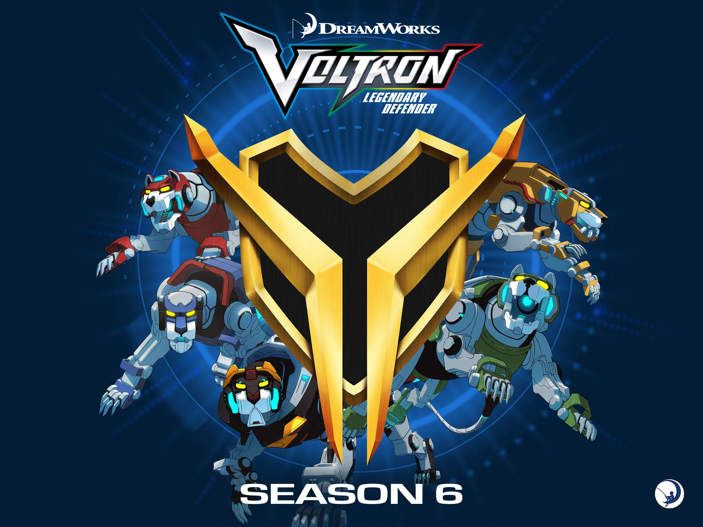 Amazon Com Watch Voltron Legendary Defender Season 6 Prime Video