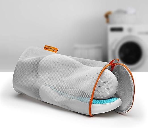 Amazon.com: Jazba - Bolsa para la ropa sucia con cremallera ...