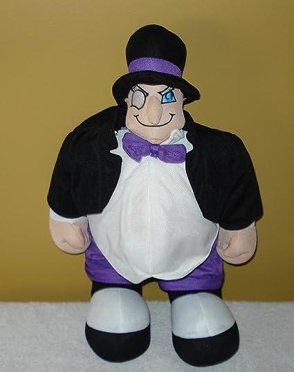 Amazon.com: Pingüino de Batman DC Super amigos de peluche ...