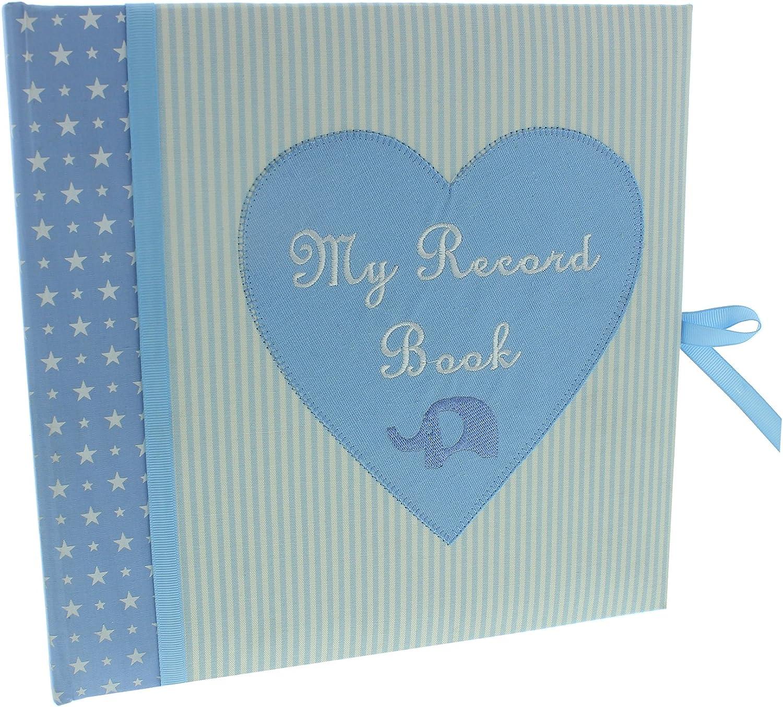 Blue Petit Cheri Collection Record Book