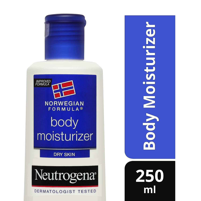 Neutrogena Norwegian Formula Body Moisturizer (for Dry Skin), 250ml