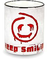 Touchlines - Red John Mentalist Kaffeetasse Mug
