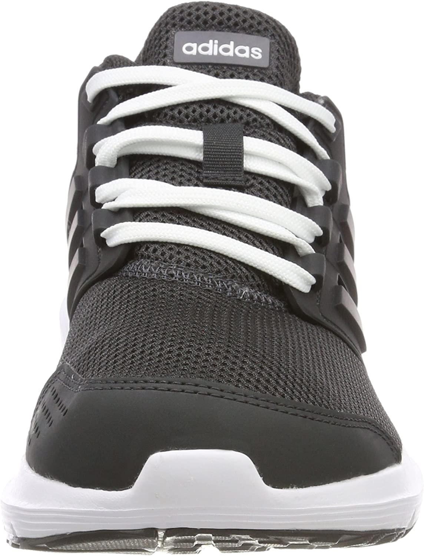 adidas Damen Galaxy 4 W CP8833 Traillaufschuhe, Grau (Carbon