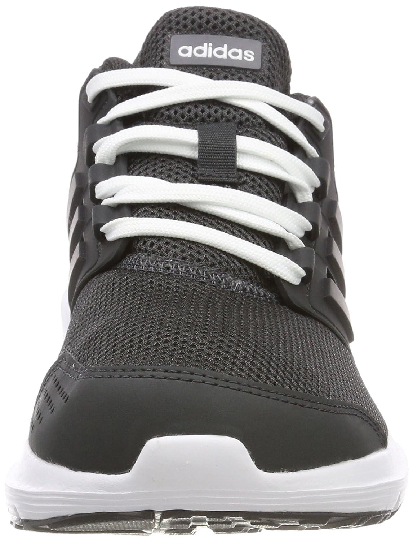 adidas Damen Buty Damskie Galaxy 4 W CP8833 Traillaufschuhe, Grau (Carbon/Carbon/Ftwbla 000), 38 2/3 EU