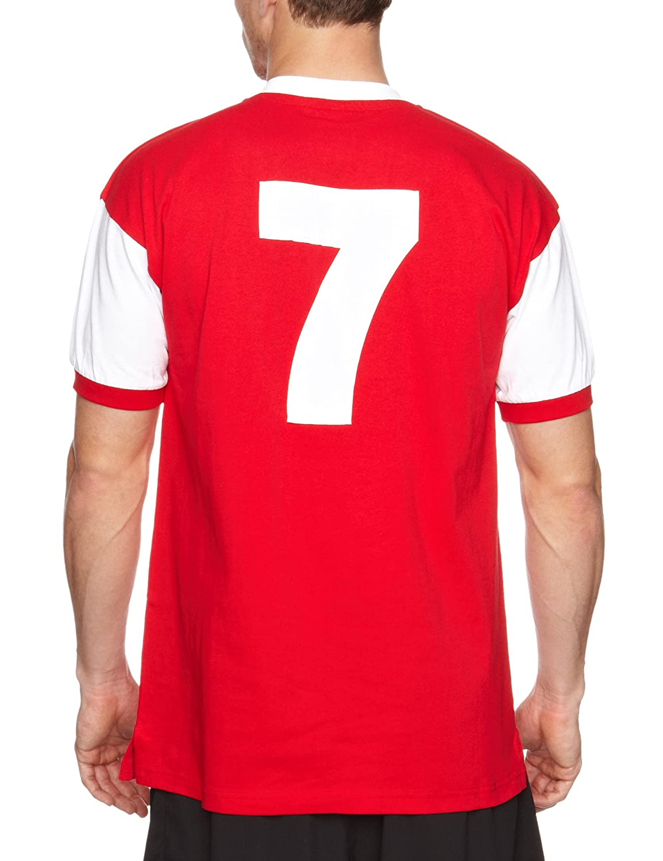 low priced bff36 83198 Amazon.com: Arsenal 1971 Football Shirt: Clothing