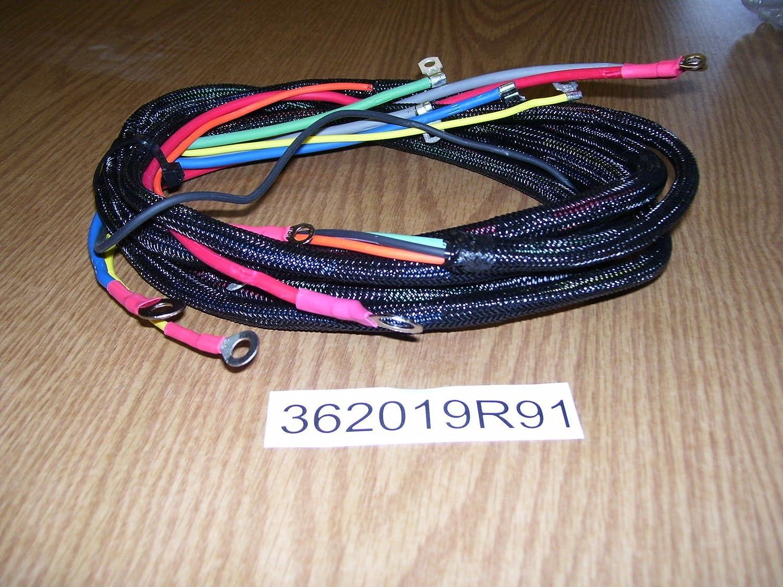 on farmall 300 wiring harness