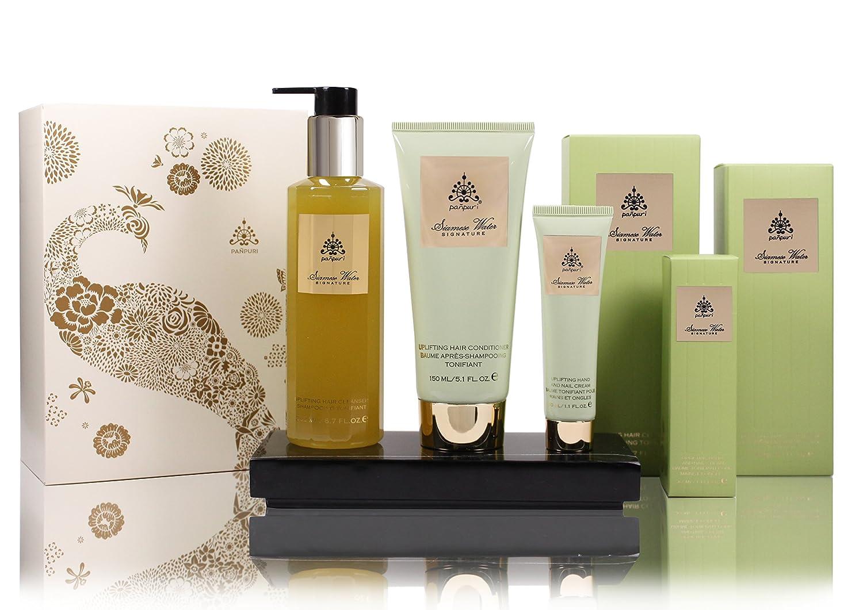 PANPURI Coffret Tonifiant Soin des Cheveux - Jasmin & Menthe- 430 ml Pañpuri coffret2015-1