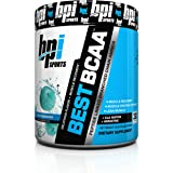 BPI Sports Best BCAA Powder, Blue Raspberry, 10.58 Ounce