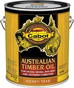 Cabot 140.0003458.007 Australian Timber Oil Stain