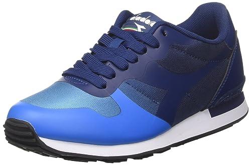 Diadora Camaro Mm Sneaker Unisex Adulto Blu Blu Francese/Blu estate