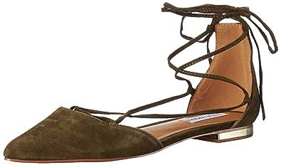 0f7ca9552b71 Steve Madden Women s Sunshine Pointed Toe Flat