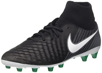 brand new 6cfa5 2894a Nike Magista Onda II DF AG-Pro, Men Football, Black (Black