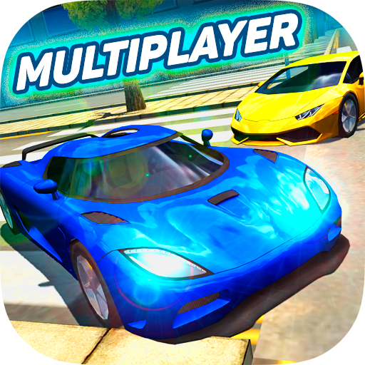 Multiplayer Driving Simulator (People Racing)
