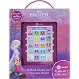 Disney Frozen and Frozen 2 Elsa, Anna, Olaf, and More! - Me Reader Electronic Reader and 8-Sound Book Library - PI Kids