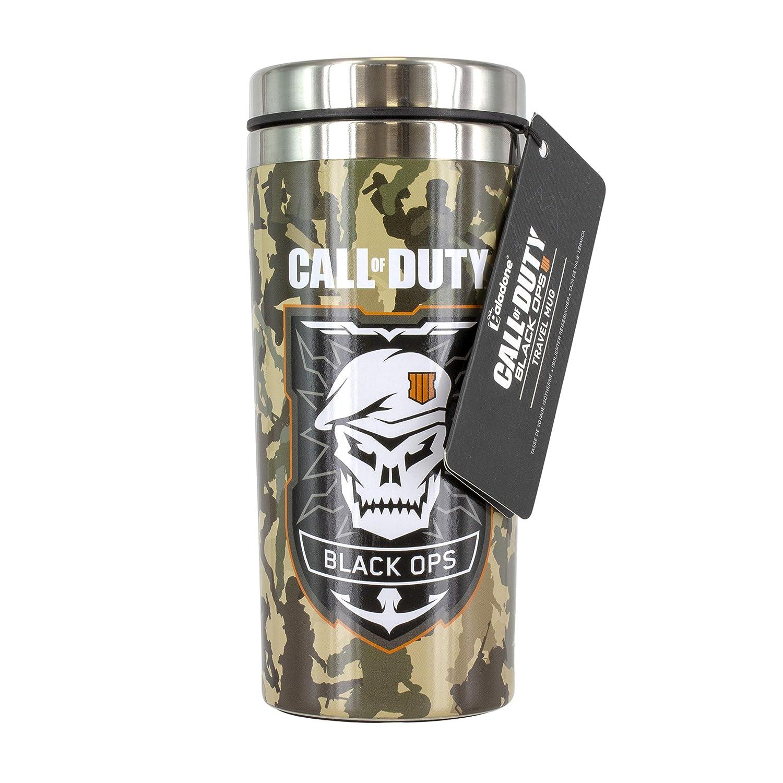 Call of Duty Black Ops 4 Taza de viaje