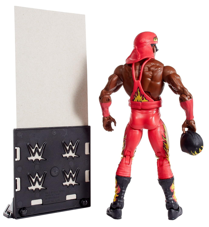 WWE Elite Collection Booker T Action Figure Mattel DXJ04