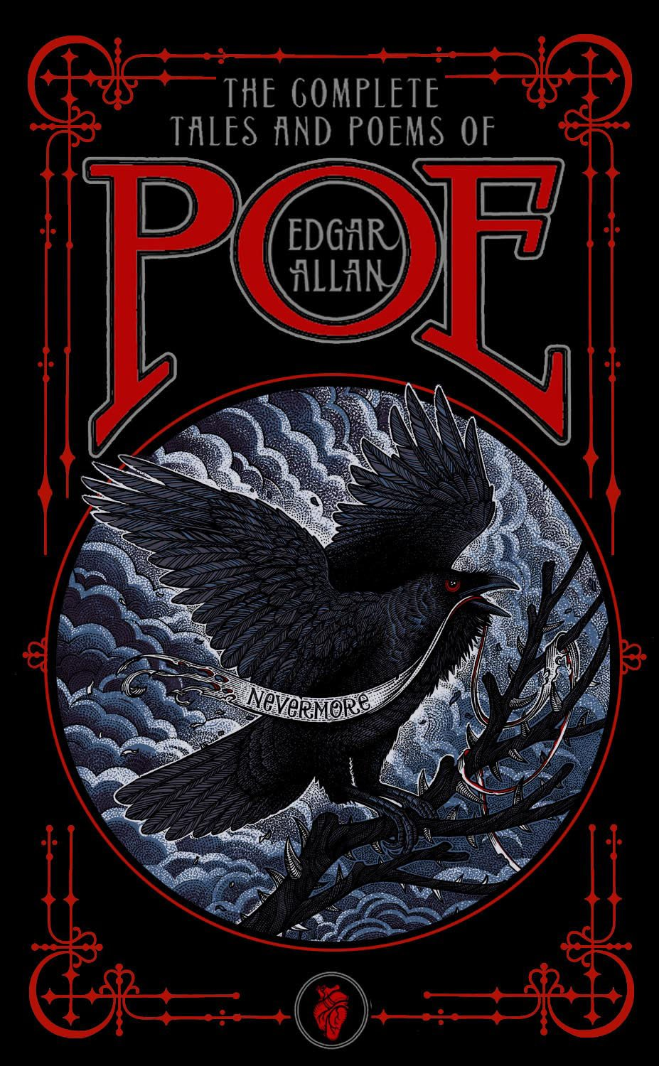 The Complete Tales and Poems of Edgar Allan Poe: Edgar Allan Poe:  9781435106345: Amazon.com: Books