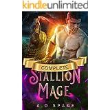 Stallion Mage Complete: An Mpreg Horse Shifter Romance