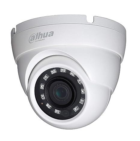 DAHUA - HAC-HDW1220M – Cámara de vigilancia con infrarrojos 1080P IR - 30 metros