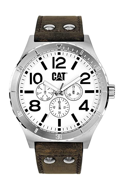 Amazon.com: CAT WATCHES Mens NI14935232 Camden Analog Watch: CAT WATCHES: Watches