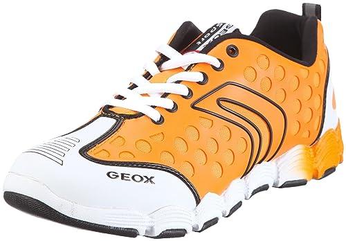 ImolaSneaker ImolaSneaker Jr BambinoArancioneorange Fluowhite Geox Geox Jr 1JclFuTK3