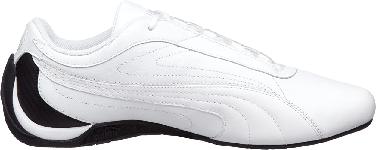 Puma Drift cat L SF 30152603, Homme, Baskets mode, blanc, 45