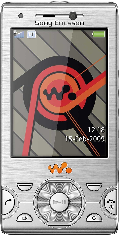 Sony Ericsson W995 - Móvil Libre (Pantalla de 2,6