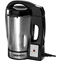 Daewoo 1.7L Stainless Steel Pulse Action Soup Maker/Blender 900W