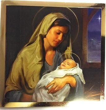 Religious Christmas Cards Uk.Religious Christmas Cards Box Of 12 Christian Xmas Cards