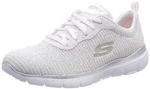 Skechers Flex Appeal 3.0-Endless Glamo, Zapatillas para Mujer: Amazon.es: Zapatos y complementos