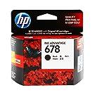 HP 678 Inkjet Cartridge Black (CZ107AA) 1 pc
