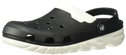 6aae8f5327 Crocs Unisex-Adult Duet Max Clog Clogs: Amazon.ca: Shoes & Handbags