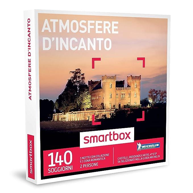 Smartbox – Coffret Cadeau – Atmosphères d\'enchantement – 140 ...